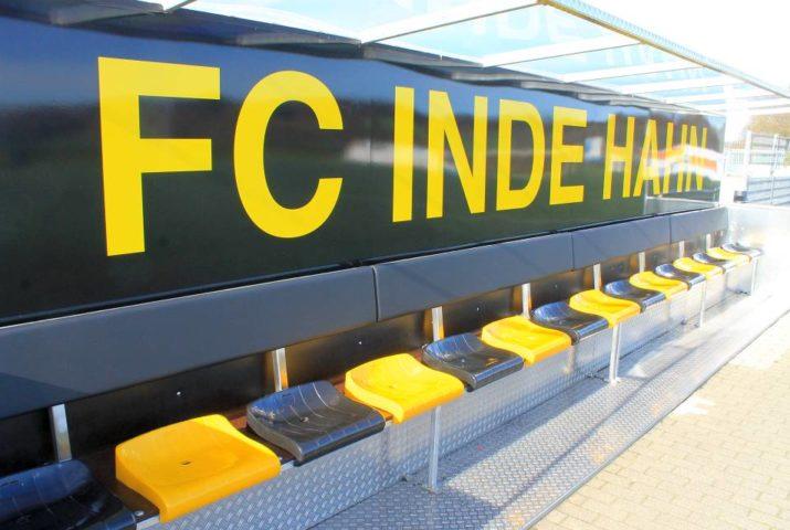 Der FC Inde Hahn verlässt die Fußball-Landesliga