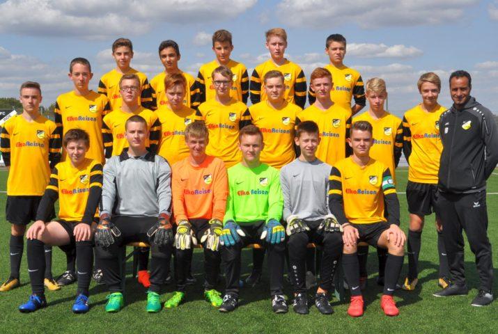 U17 geht mit starkem Trainerteam in die neue Saison