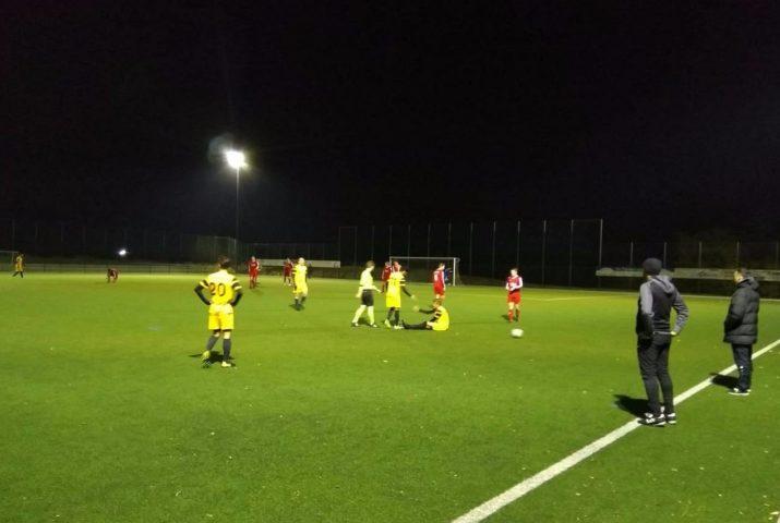 Zweite beim FC Stolberg chancenlos