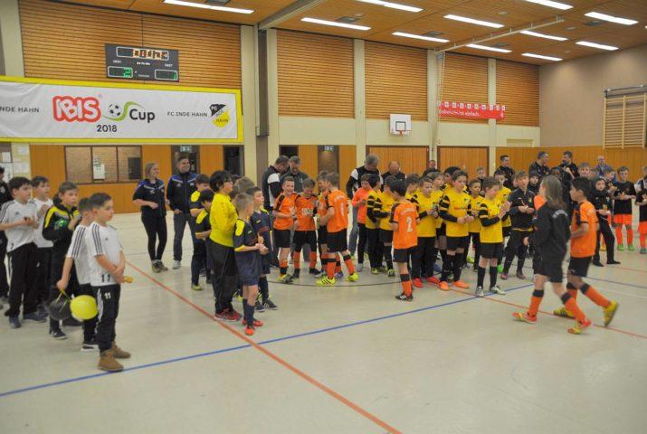 Volles Teilnehmerfeld beim 5. IBIS-Cup