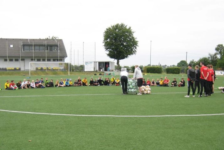 56 Teilnehmer gehen beim Hahner Sommercamp an den Start