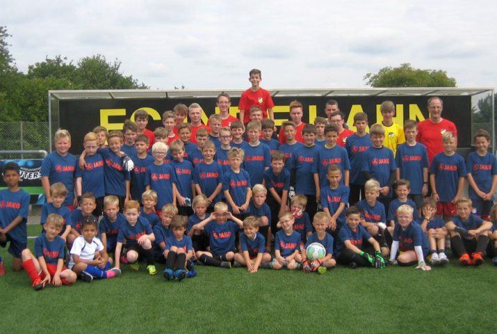 56 Kids verbringen 5 tolle Tage beim Hahner Sommercamp